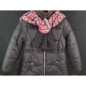 Other - Girls Puffer Coat. Size 10/12.